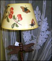 willkommen im lampenschirm atelier lampenschirme nach ihren vorstellungen. Black Bedroom Furniture Sets. Home Design Ideas